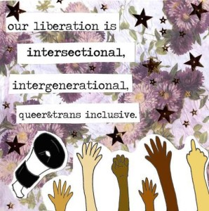 our liberation is intersectional